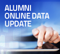 Alumni Online Data Update